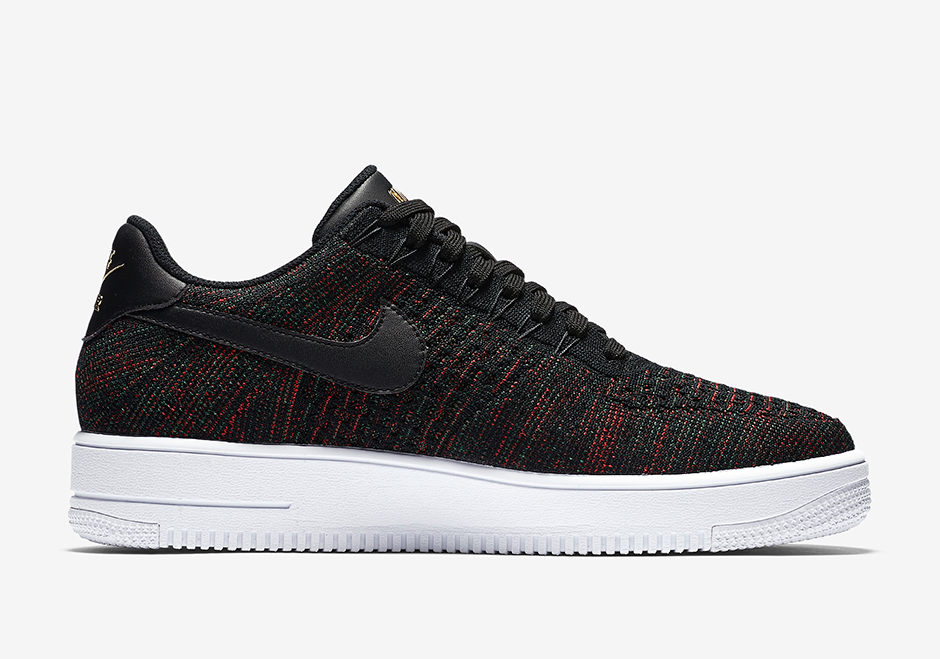 quality design a5c65 a314f Nike Air Force 1 Low Flyknit Burgundy 817419-005 | SneakerNews.com