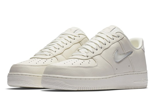 "The Nike Air Force 1 ""Jewel"" Is Coming Back"
