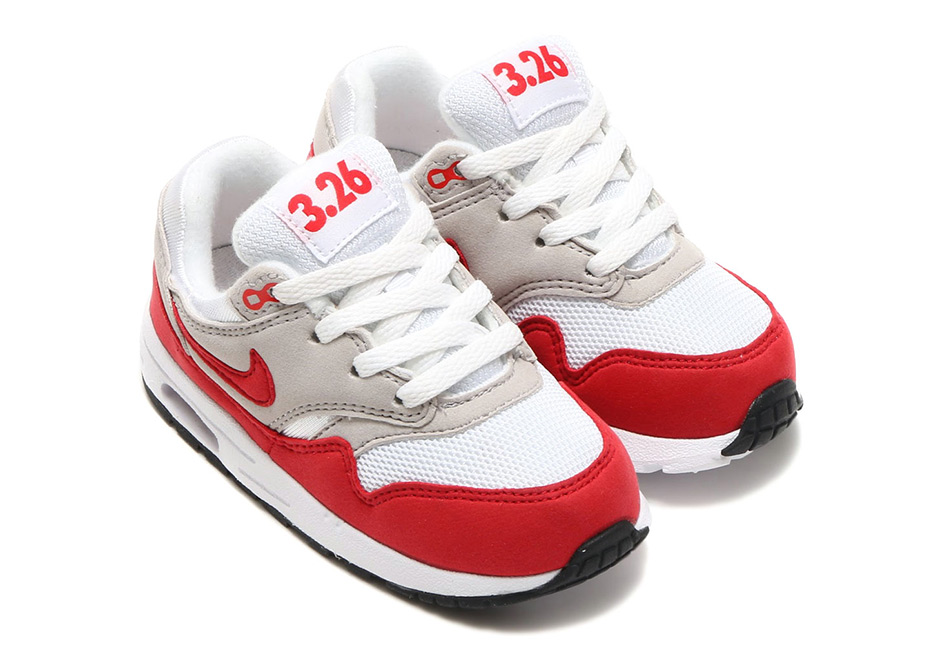 the nike air max 1 air max day is releasing for toddlers. Black Bedroom Furniture Sets. Home Design Ideas