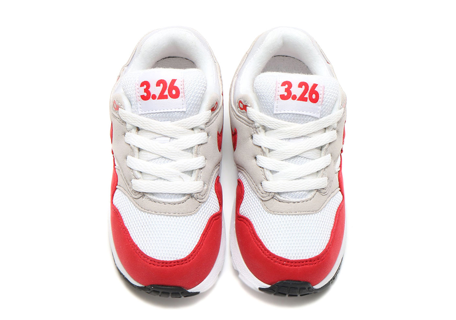 quality design fe7c9 54cd5 Nike Air Max 1 Air Max Day Toddler Sizes 919890-101   SneakerNews.com