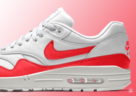 NIKEiD Updates Design Options For Air Max Models