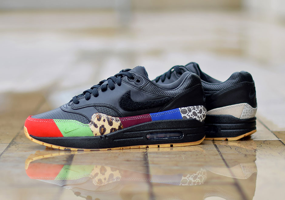 brand new 04c93 c01a1 Nike Air Max 1 Masters of Air