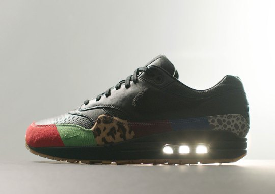 "Release Info For The Nike Air Max 1 ""Master"""