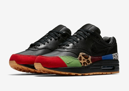 "Where To Buy The Nike Air Max 1 ""Master"""