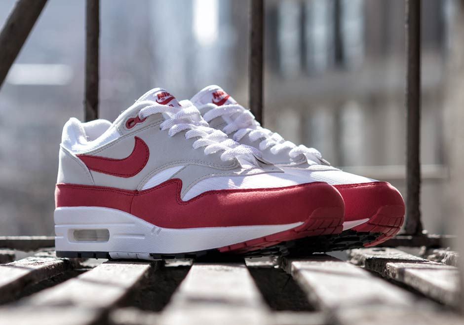 7ecd2a0fb0b Where To Buy Nike Air Max 1 OG Sport Red