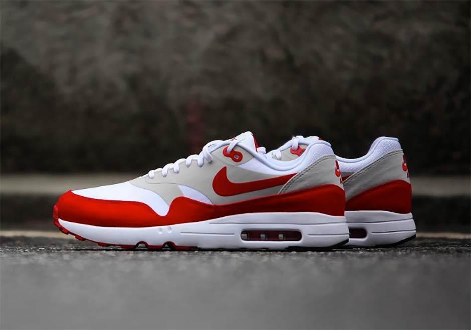 04a5e04273 ... 2009 Nike Air Max 1 Qs Og Sport Red (378830-161) Sz 10 ...