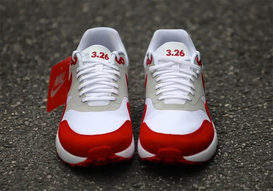 promo code 780fa aa21d ... 2009 Nike Air Max 1 Qs Og Sport Red (378830-161) Sz 10 ...