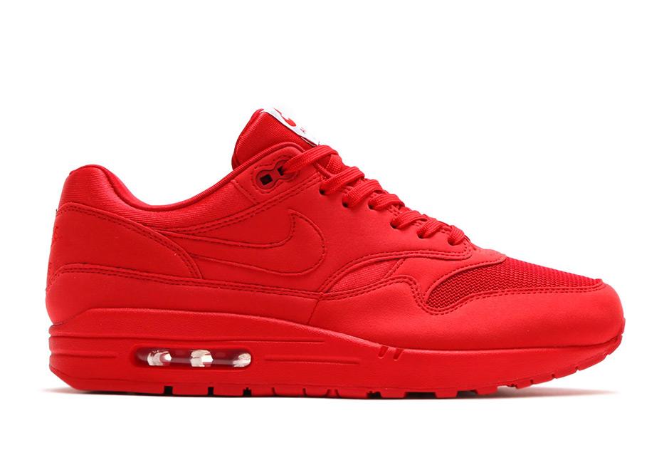Nike Red Shoe Box