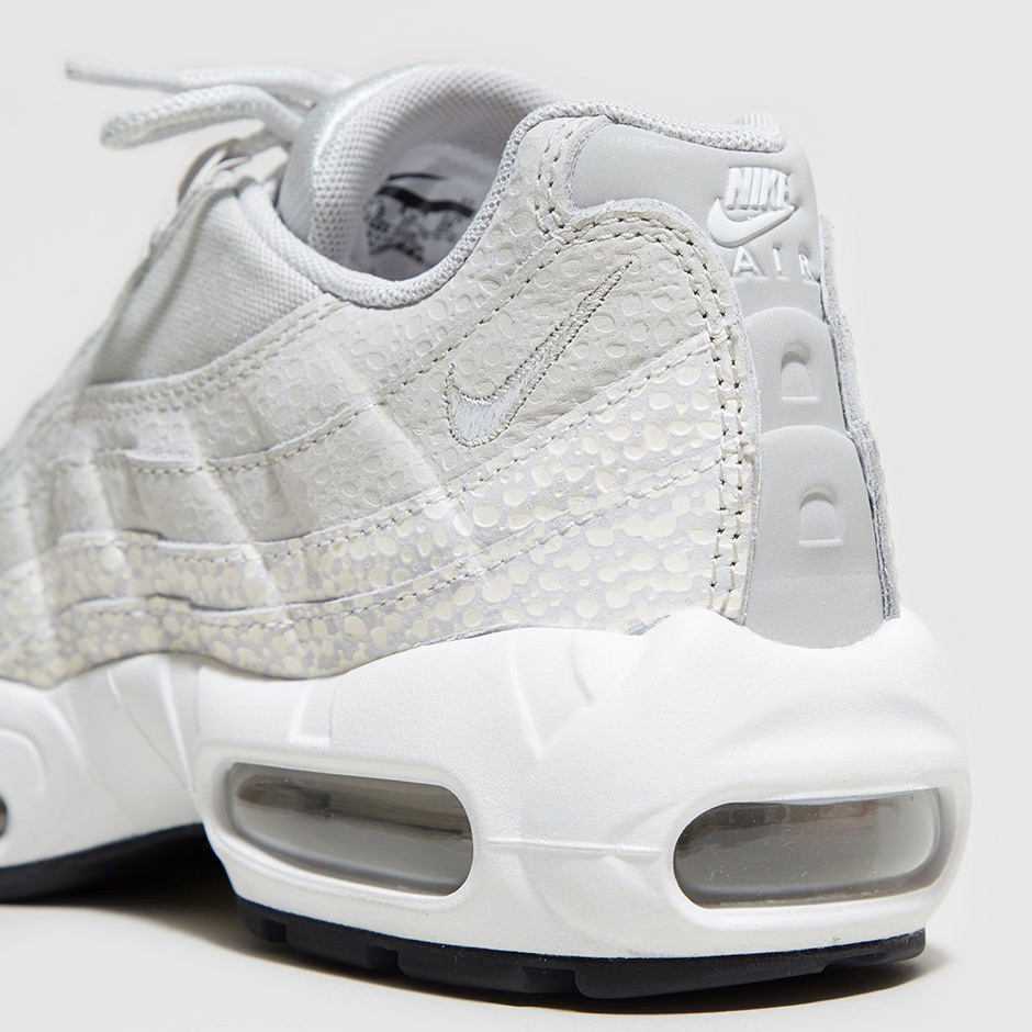 size 40 be054 e9a45 Nike Air Max 95 Light Grey Safari | SneakerNews.com