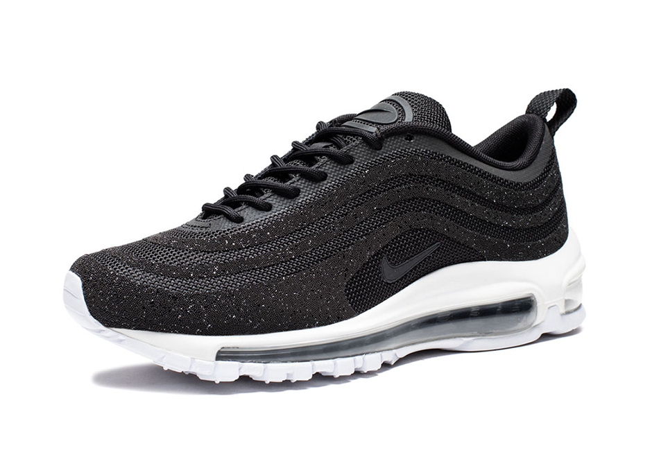 0da805811c86 Update: The NikeLab Air Max 97 LX costs $400 due to the upper featuring  actual Swarovski crystals embedded in the upper. Each pair comes with a  card insert.