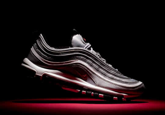 "Nike Air Max 97 OG ""Silver Bullet"" Releases Next Week"