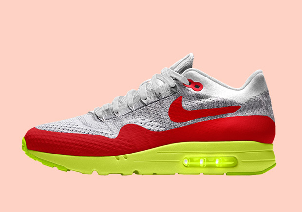 nike air max 2017 id red