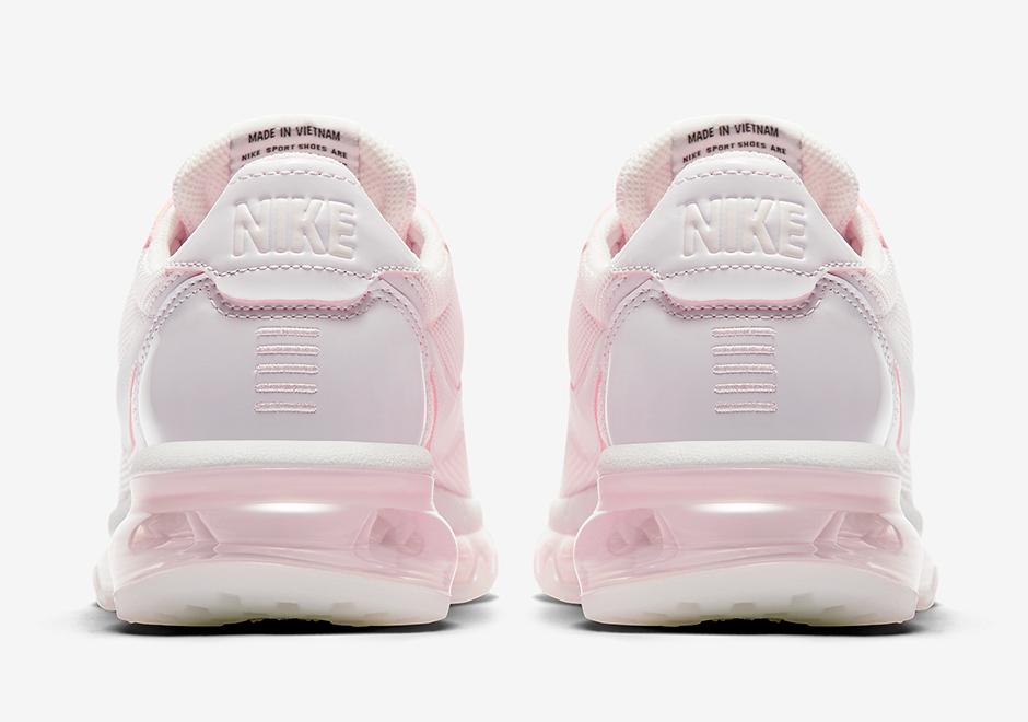 best service 72214 10e3e Nike Air Max LD-Zero Pearl Pink 911180-600   SneakerNews.com