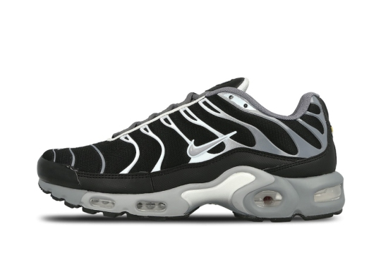 This Nike Air Max Plus Is Perfect For Spurs Fans