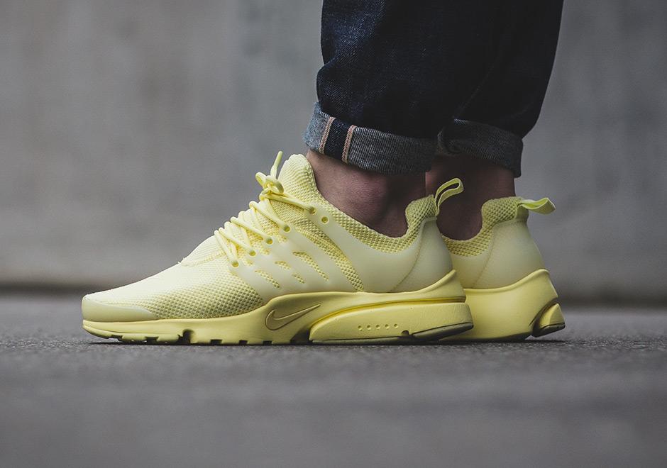 the latest 51e14 0156d Nike Air Presto Ultra Breeze Color  Lemon Chiffon Lemon Chiffon