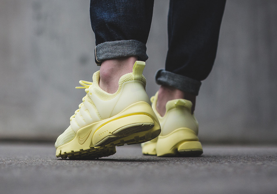 2db766dfda32 Nike Air Presto Ultra Breeze Color  Lemon Chiffon Lemon Chiffon