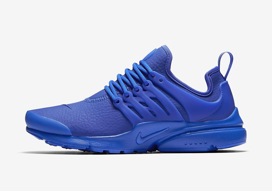 Nike WMNS Air Presto Premium  130. Color  Paramount Blue Black Paramount  Blue 13994ace2ce1