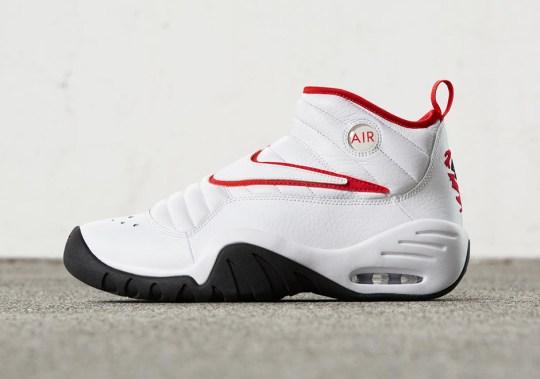 Dennis Rodman's Nike Air Shake NDestrukt Is Finally Returning This April