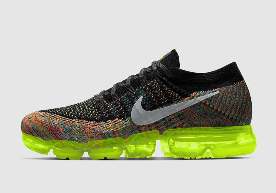 e1abdb4f99f5bf ... The NIKEiD VaporMax offerings will be available for a limited time on  March 26th via Nike ...