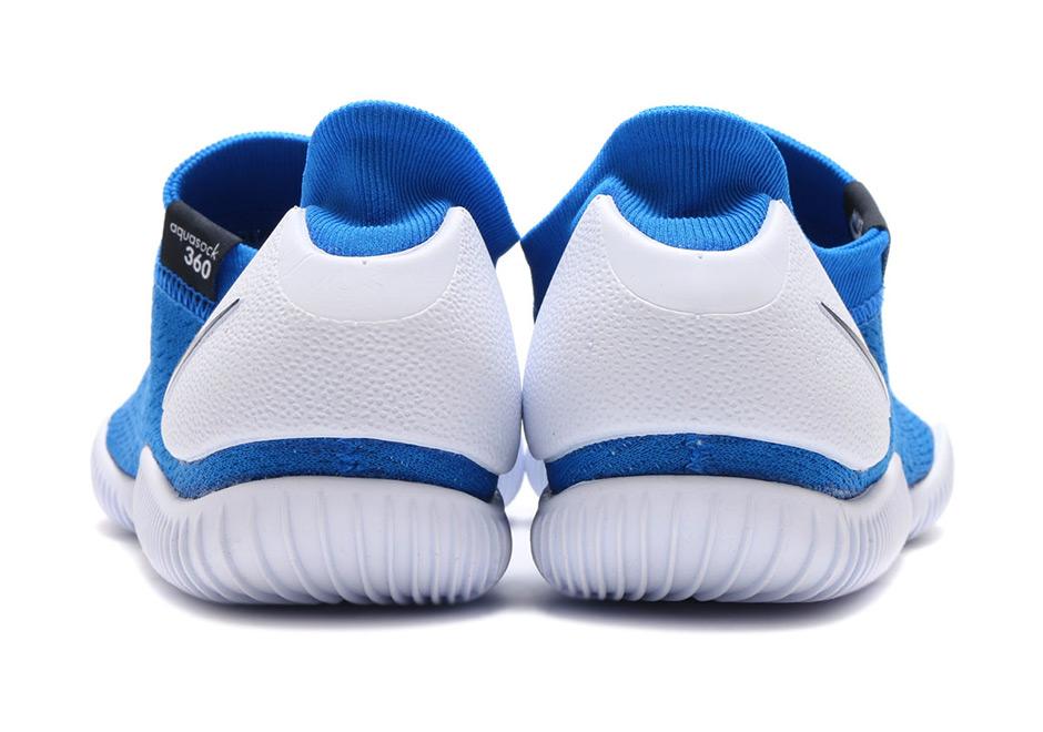 94d9d8984c91 Nike Aqua Sock 360. Color  Dark Grey White-Tour Yellow-Wolf Grey