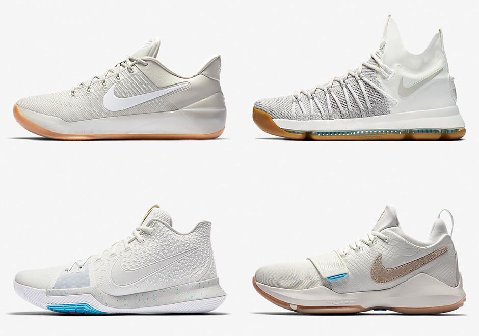 "The Nike Basketball ""Summer"" Pack Drops Next Thursday"