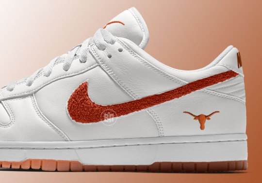 You Can Now Put College Team Logos On NIKEiD
