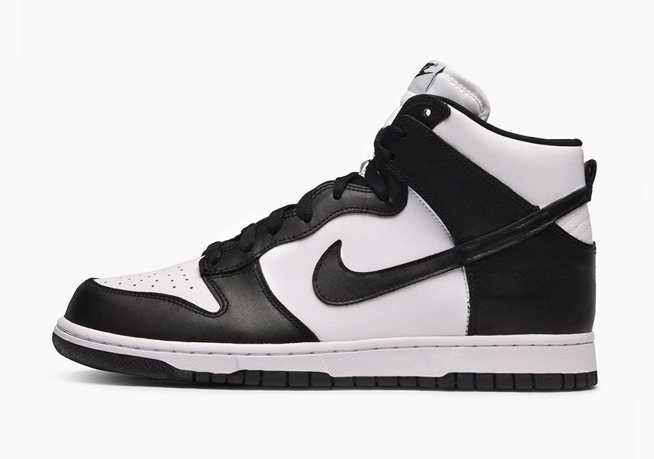 Nike Dunk High $120. Color: Black/Black-White
