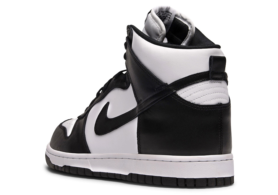 Nike Dunk High  120. Color  Black Black-White Style Code  846813-002 0f53e93a8