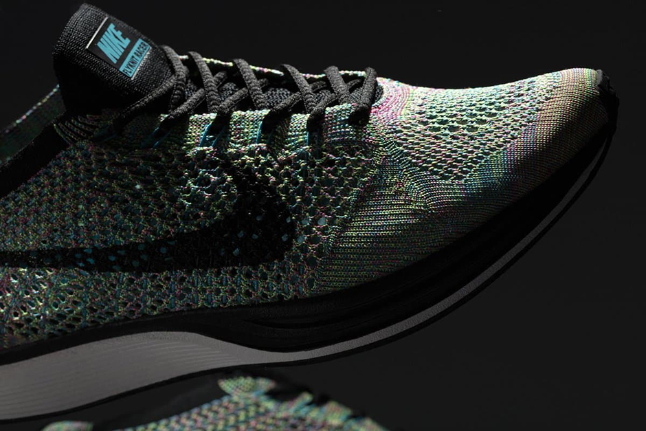 Nike Flyknit Corredor Multicolor 2,0 Reponer Chicago