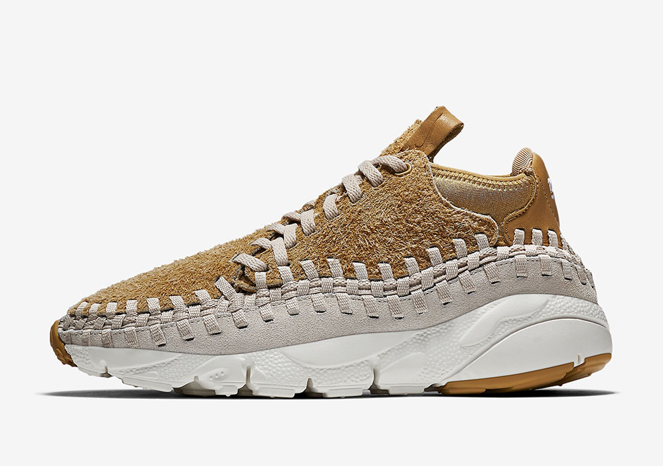 nike air footscape woven chukka hairy suede pack. Black Bedroom Furniture Sets. Home Design Ideas