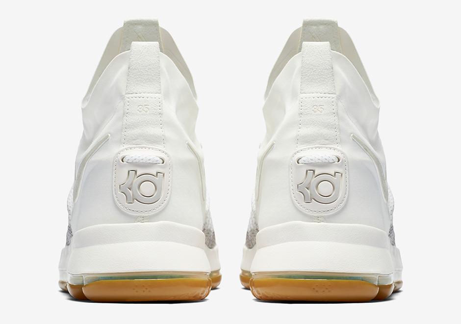 077f52af98d Nike KD 9 Elite Ivory 878637-001