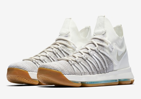 "Nike KD 9 Elite ""Ivory"" Releases Next Week"