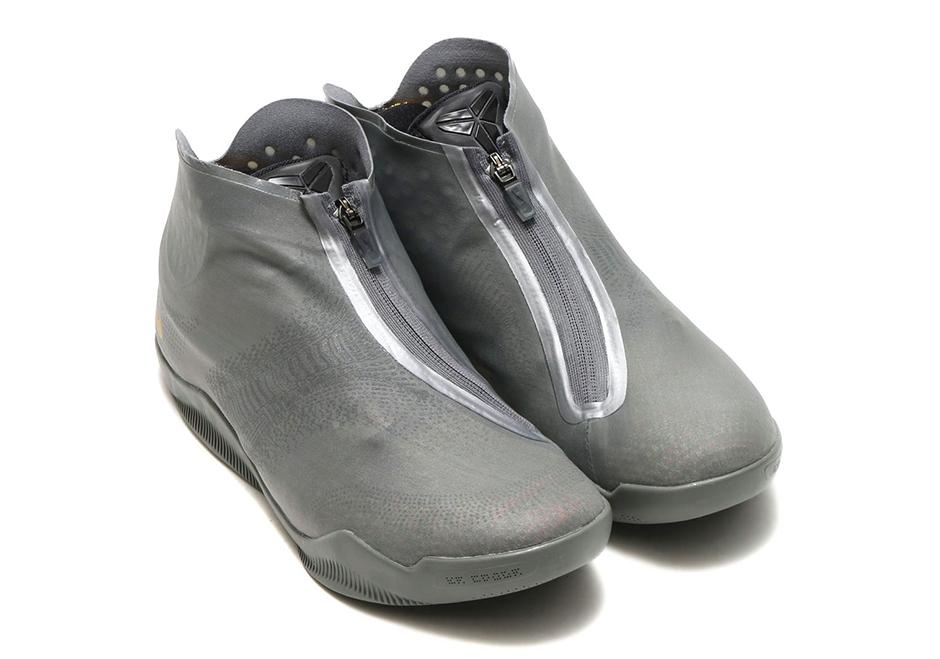 Nike Kobe ALT Tumbled Grey 880463-079