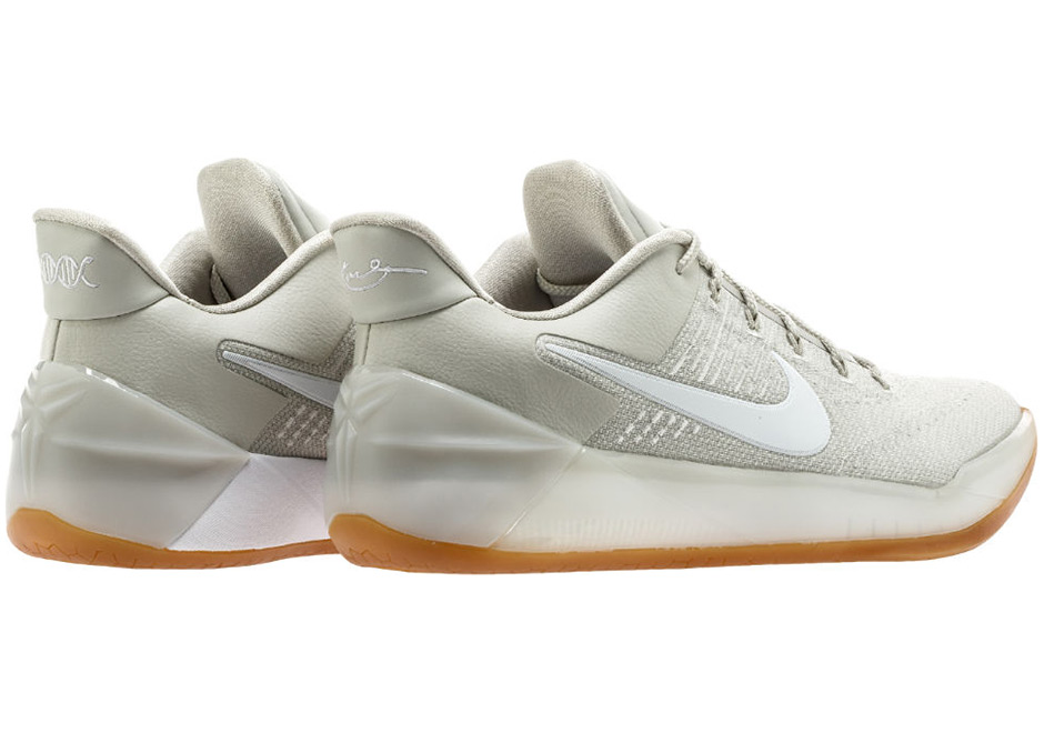 separation shoes 88794 62e9e Nike Kobe AD White/Gum 852425-011 | SneakerNews.com