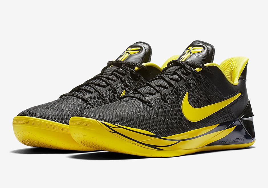 competitive price 2988f df2a7 Nike Kobe A.D. Oregon 922026-001   SneakerNews.com