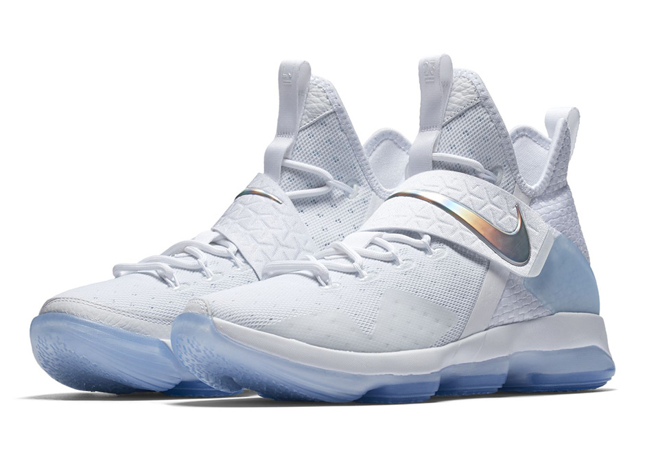 "It's ""Time To Shine"" For The Nike LeBron 14"