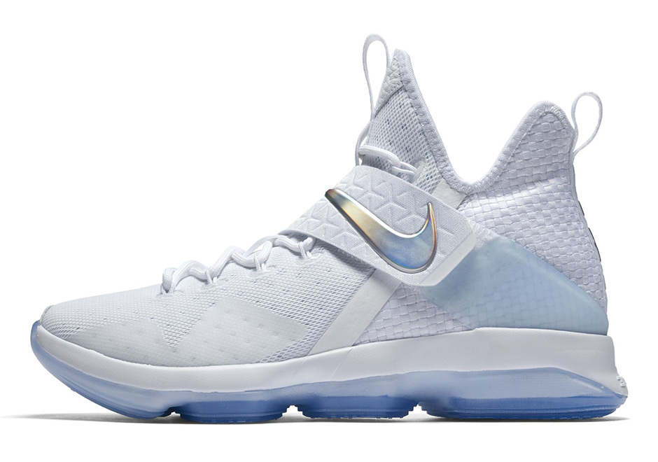 "buy popular c6d4c d7886 Nike LeBron 14 ""Time To Shine"" Release Date: March 24th, 2017 $175. Style  Code: 860631-900"