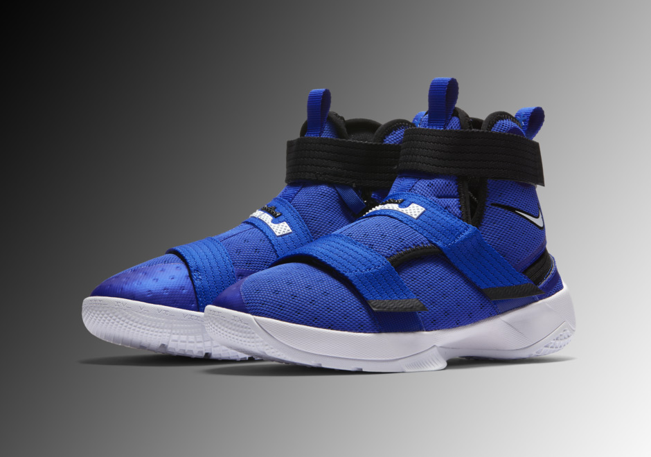 Nike Kids Lebron Soldier  Shoe