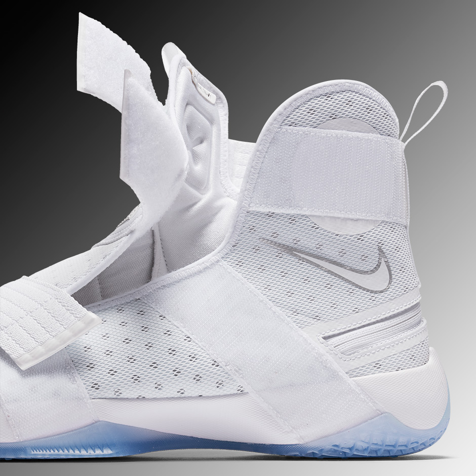 Image result for lebron soldier 10 shoes flyease