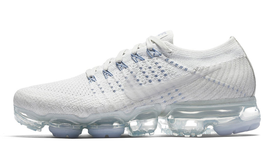 Nike Vapormax Grey Blue