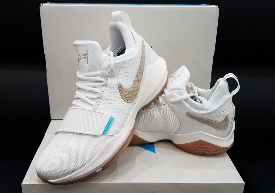 designer fashion 75035 00fb5 Nike PG 1