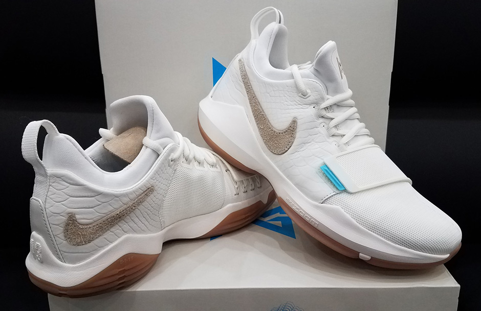 Nike Pg 1 Quot Ivory Quot Release Date Sneakernews Com