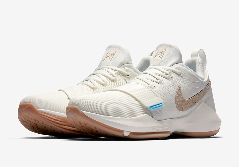 """Nike PG 1 """"Ivory"""" Release Date  April 6th 4bca3aadca15"""