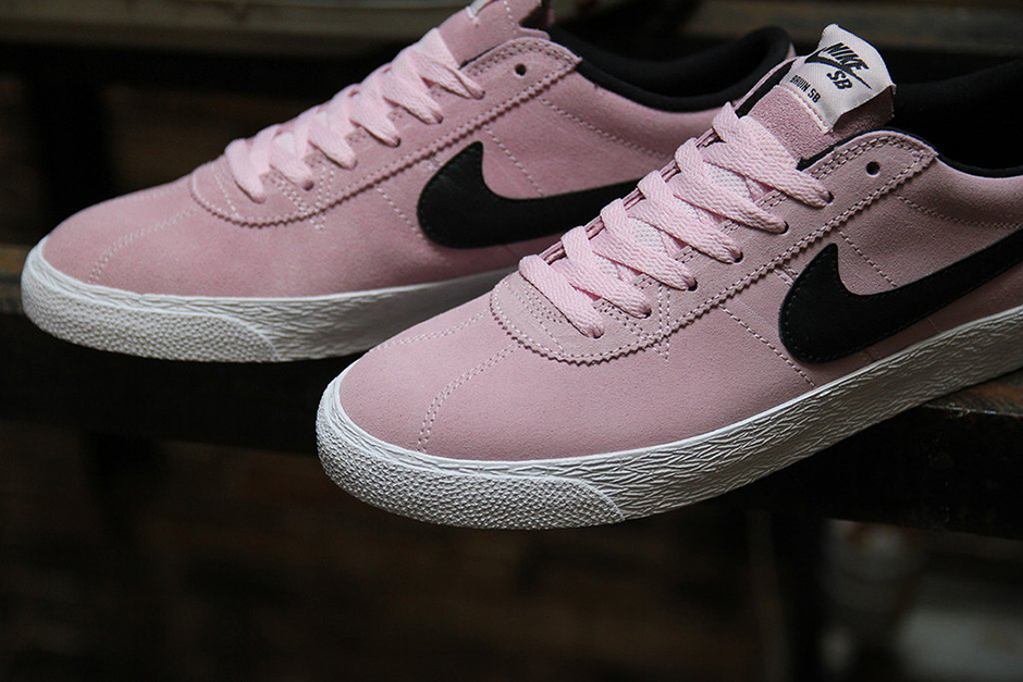"aa5d625d2f45 Nike SB Bruin ""Pink Motel"" Release Date  March 30th"