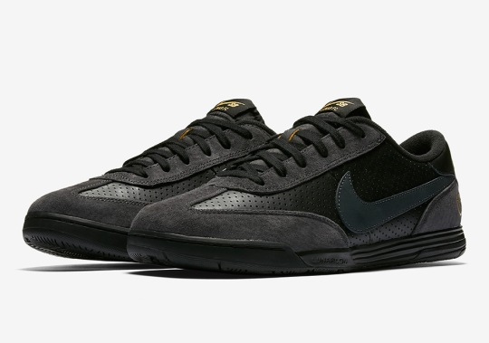 FTC And Nike SB Bring Back The FC Soccer Shoe