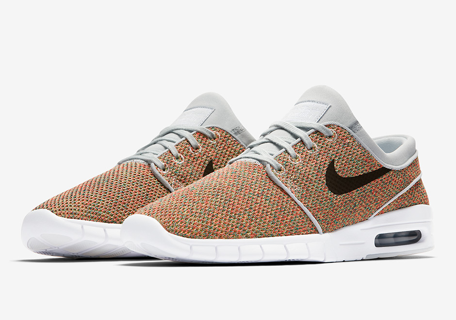 new arrival 80132 bfb1d The lone Air Max model from Nike SB isn t getting left out of the Air Max  Day festivities, as the Stefan Janoski Max gets an awesome new multicolor  look ...
