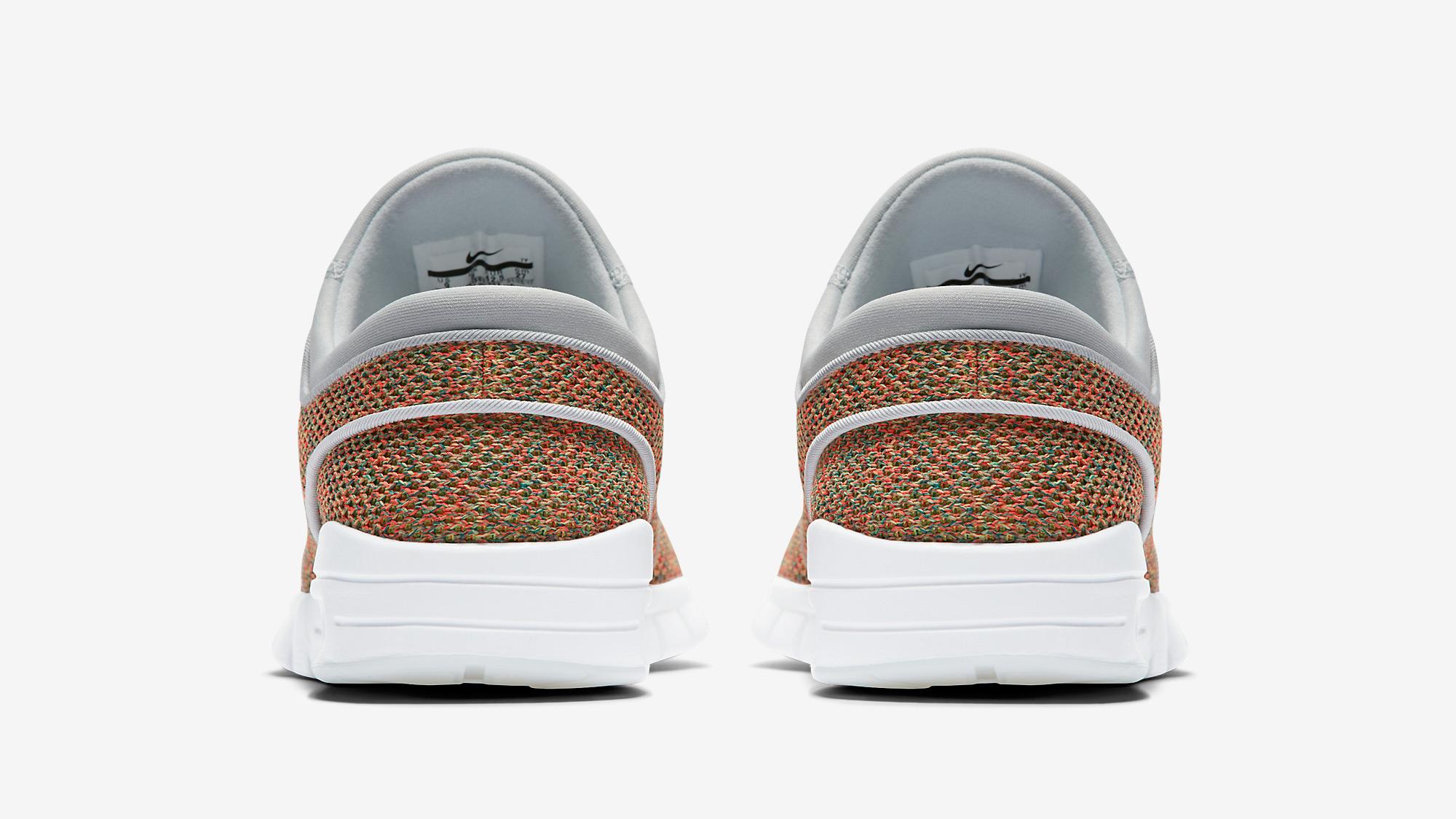 Nike SB Janoski Max Multicolor 631303-704   SneakerNews.com 4f9f9174671c