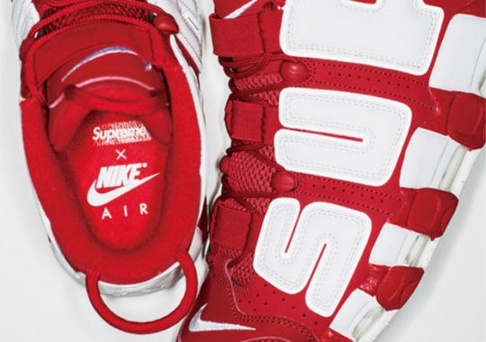 """The Nike """"Suptempo"""" Covers The Latest Shoesmaster Magazine"""
