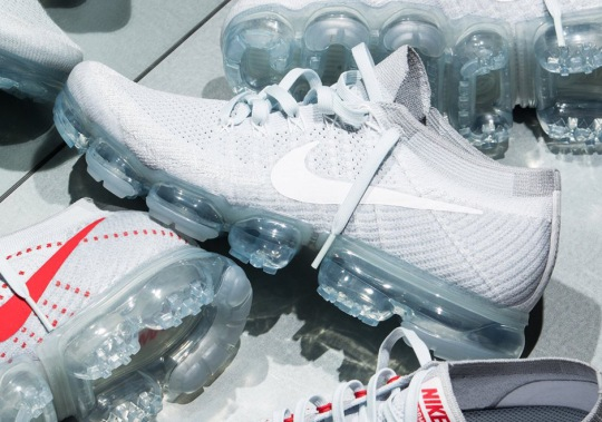 The Nike Vapormax Completely Sold Out On Air Max Day