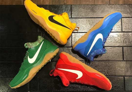 """Nike Basketball """"Net Collectors"""" Pack Returns In Time For March Madness"""